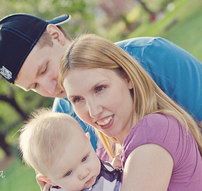 Brady + Kerri + Brent | Toronto Family Photography