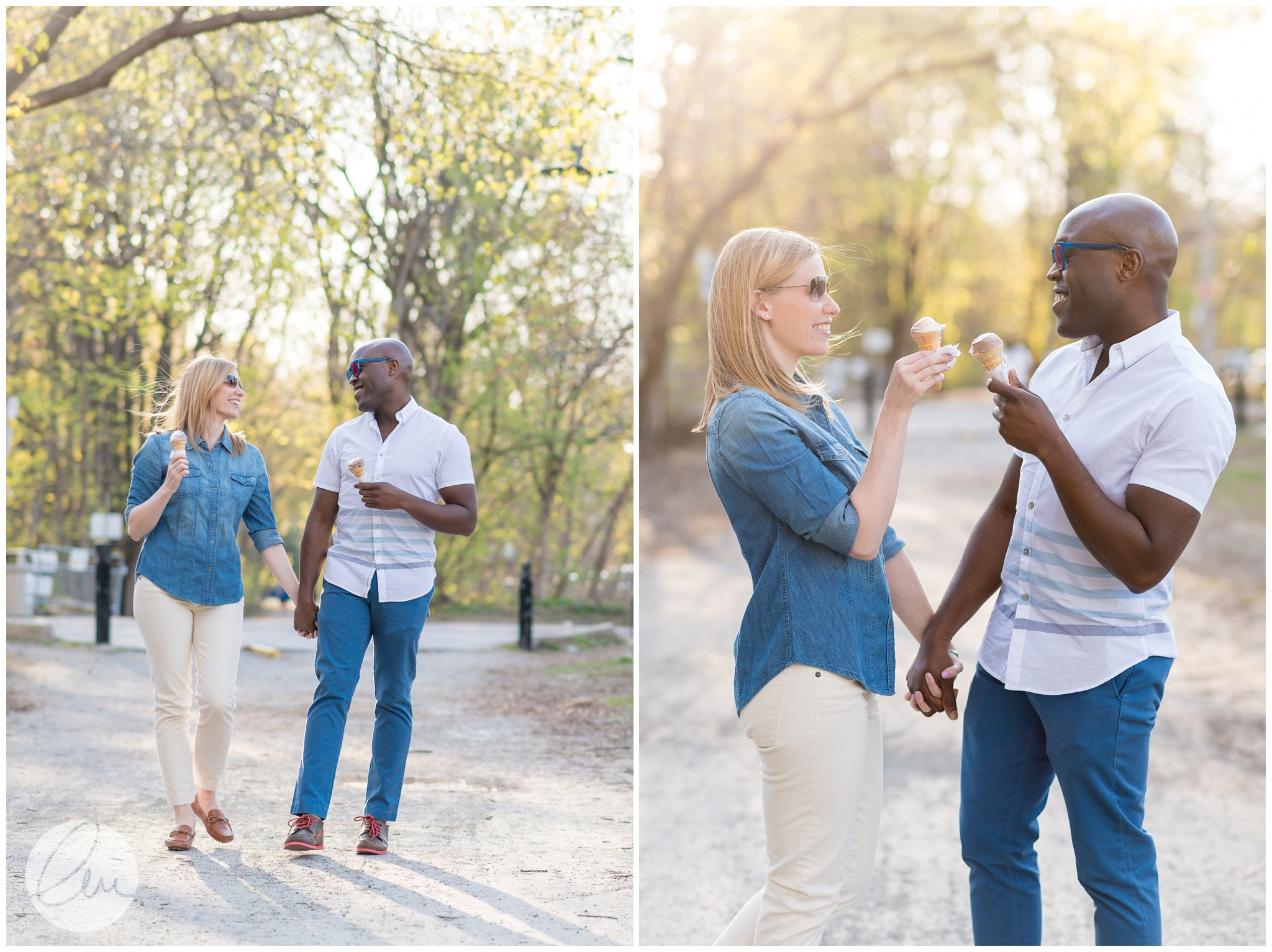 Forest Hill Toronto Engagement