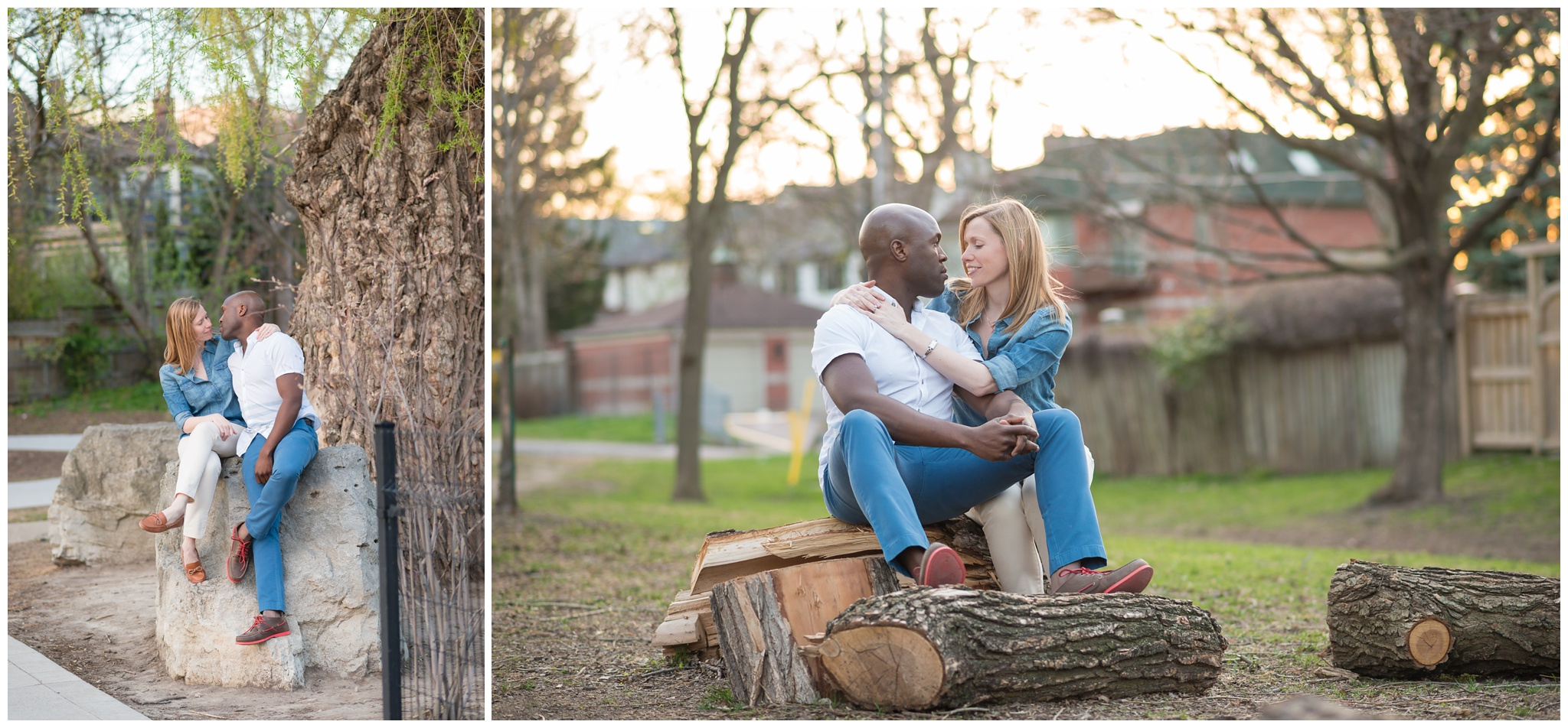 Forest Hill Engagement Toronto