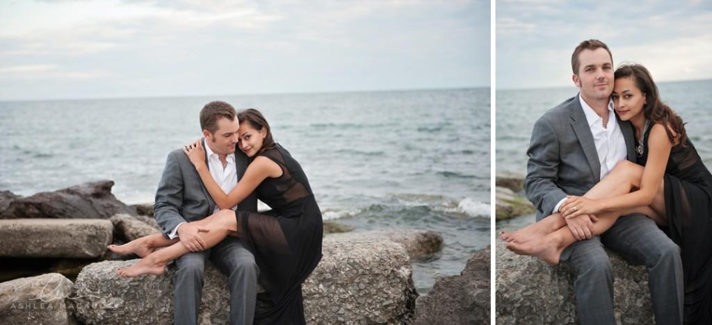 Toronto Beach Engagement Photographer