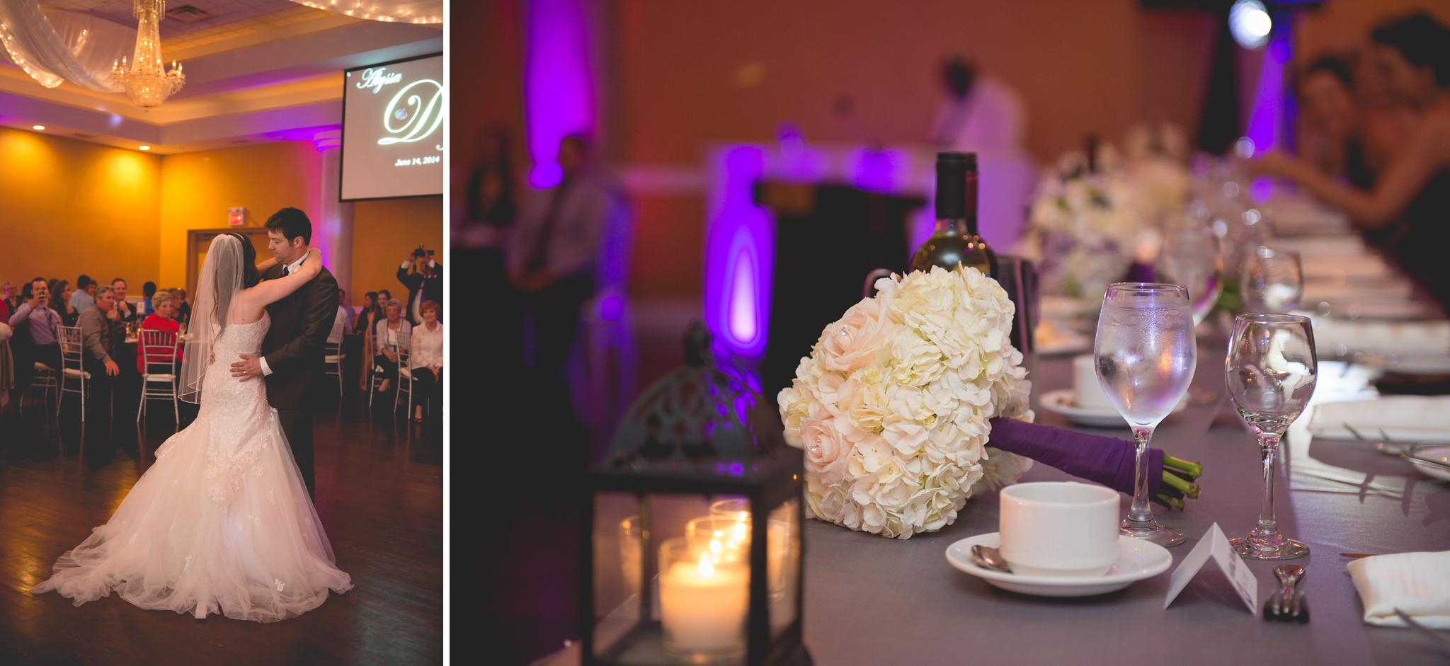Tosca Wedding Reception