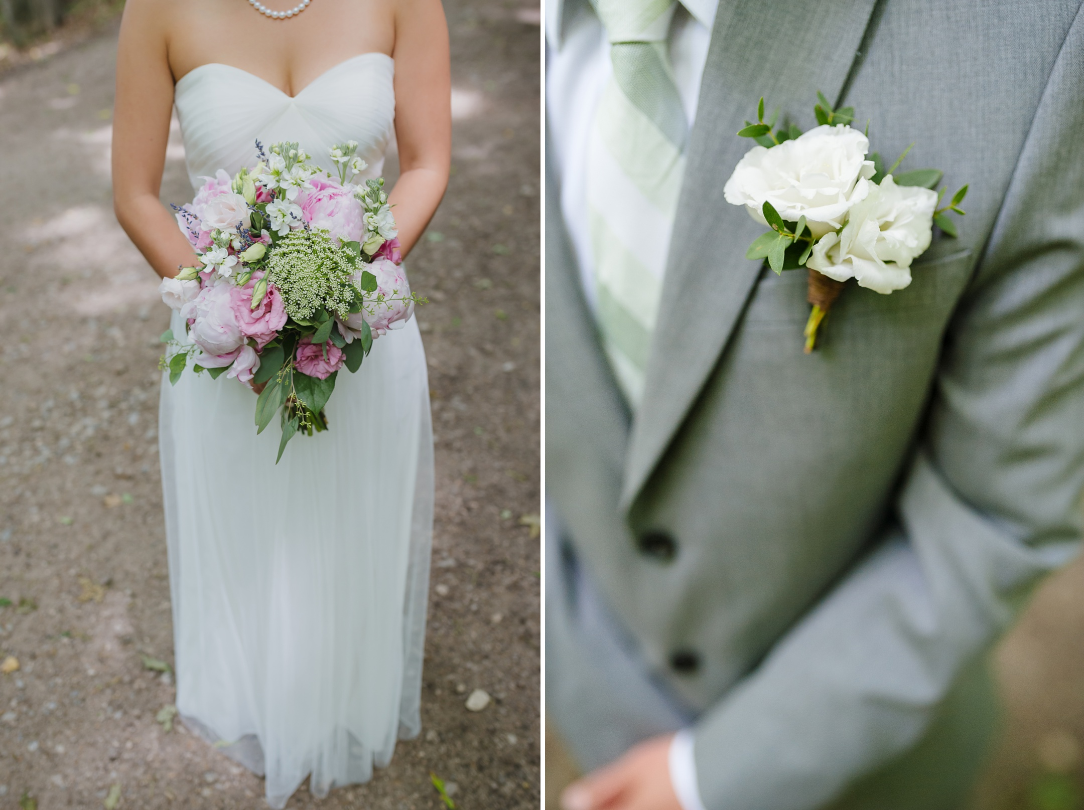 Kortright Centre Forest Wedding