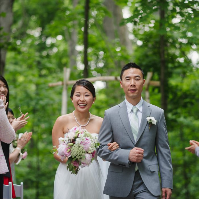 Kortright Centre Wedding | Elisa + David