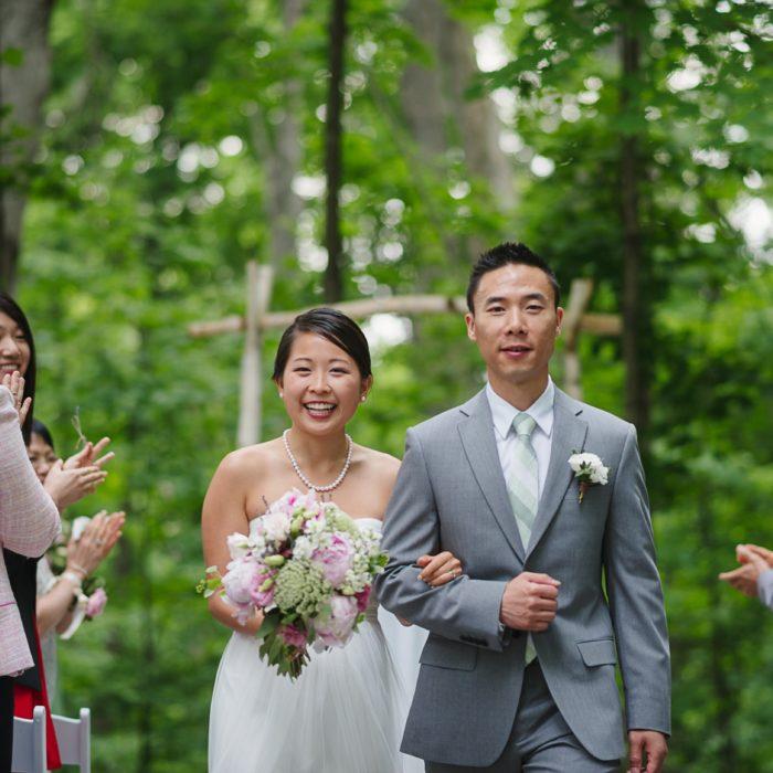 Kortright Centre Wedding | Elisa + David