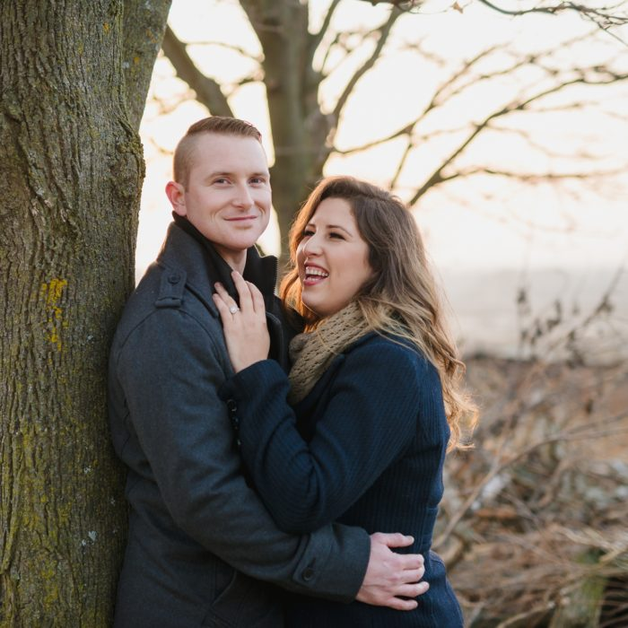 Whitby Engagement Photographer | Sam & Richard