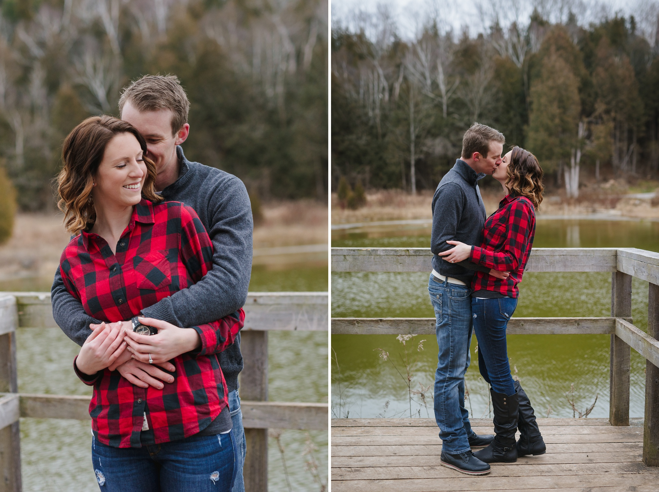 Whitby Ontario Engagement