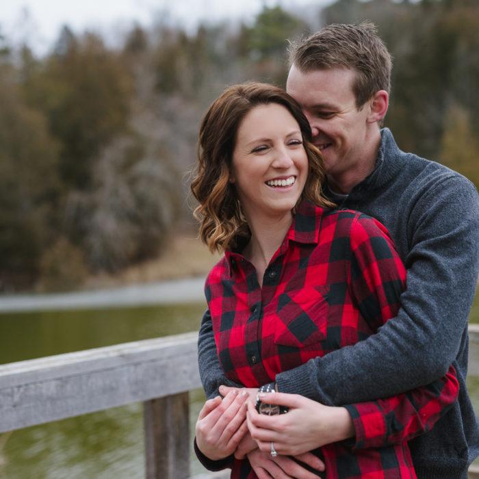 Whitby Engagement | Kaitlyn & Gavin