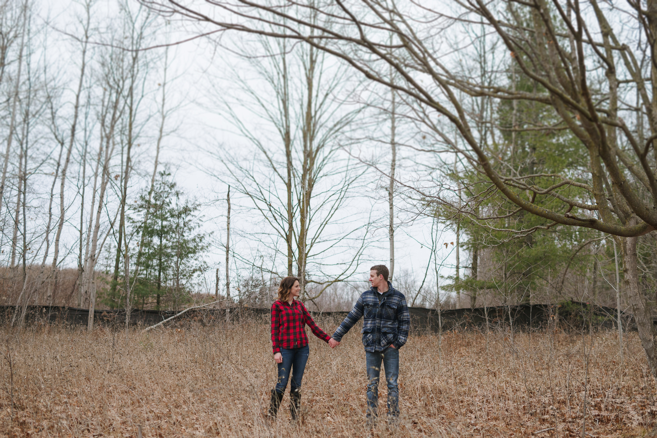 Durham Region Engagement Photographer