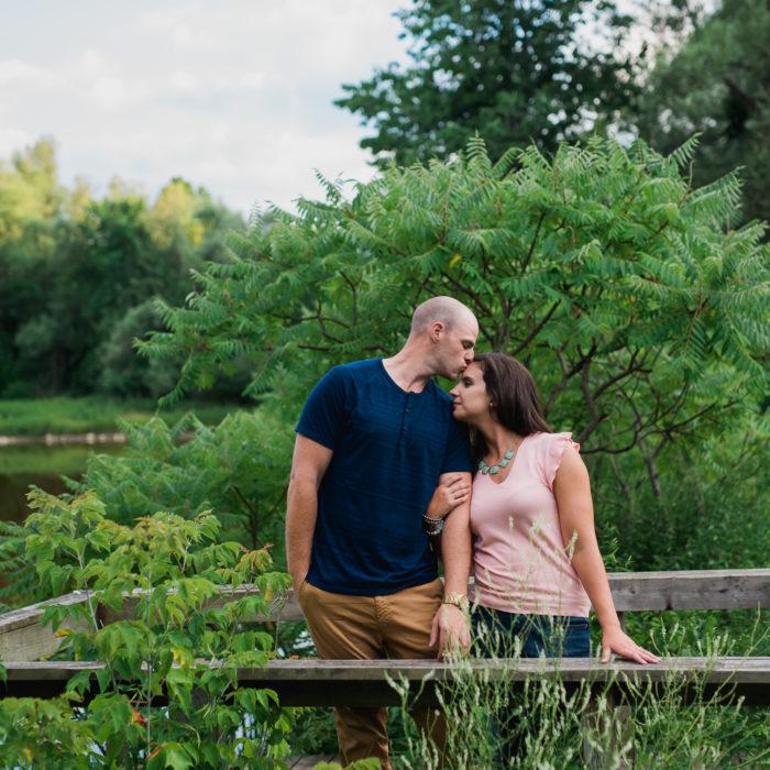 Whitby Engagement Photographer | Laura & Trevor