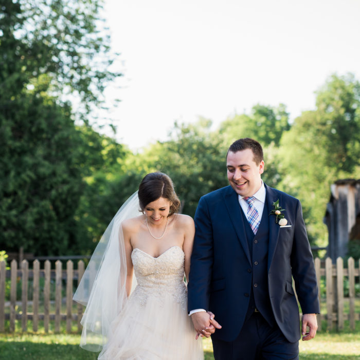 Durham Region Wedding - The Lakehouse Pickering