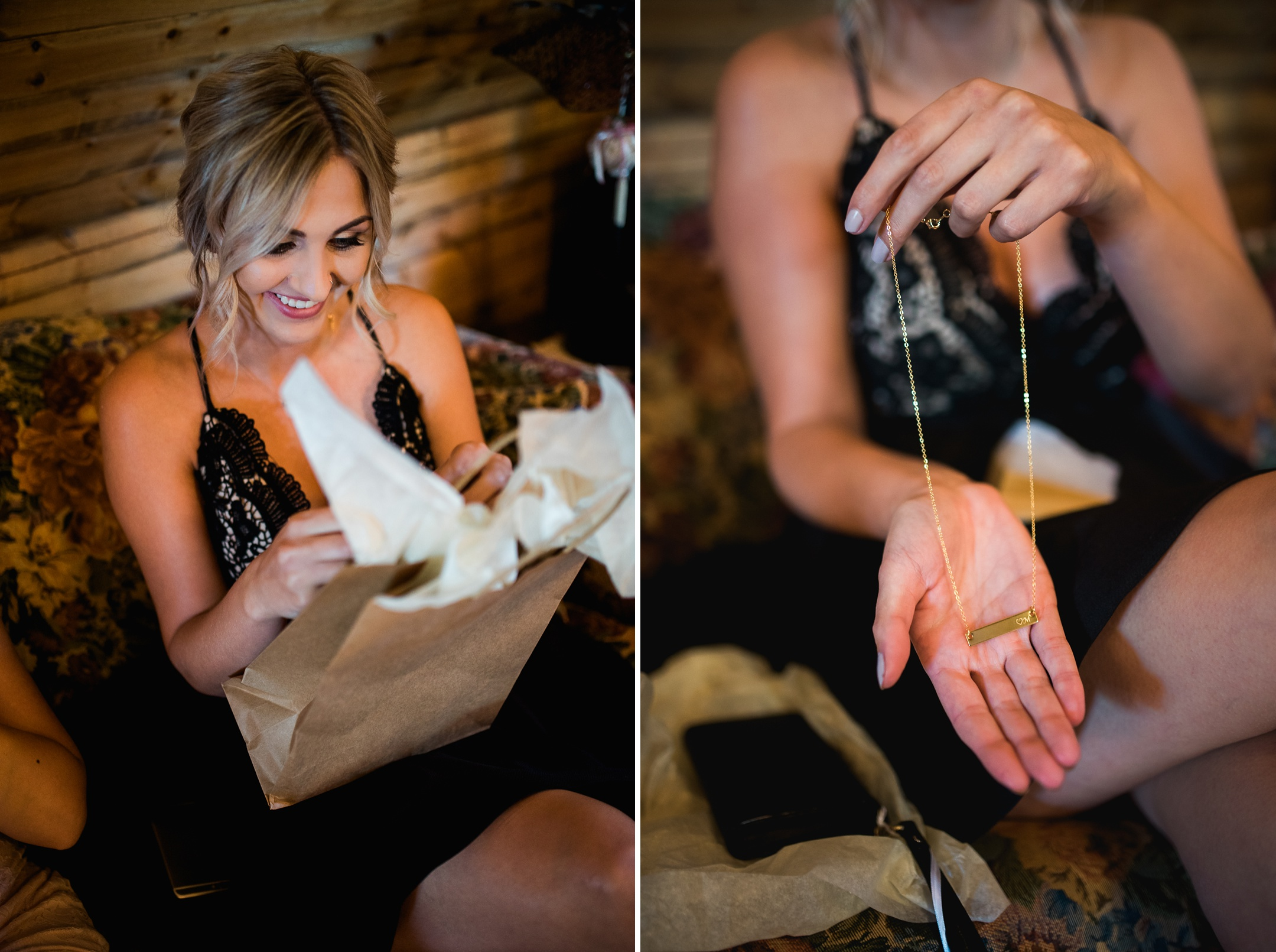 whitby wedding getting ready details