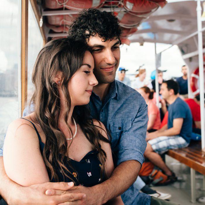 Toronto Island Engagement | Lauren + Alex