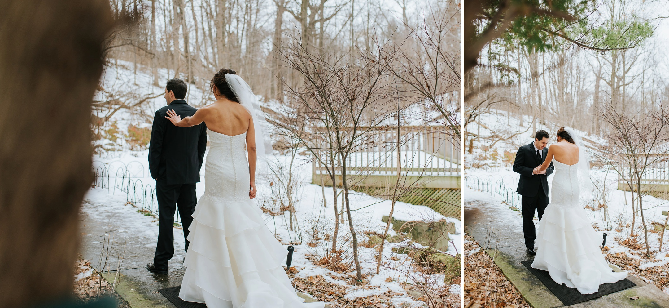 fantasy farm winter wedding toronto