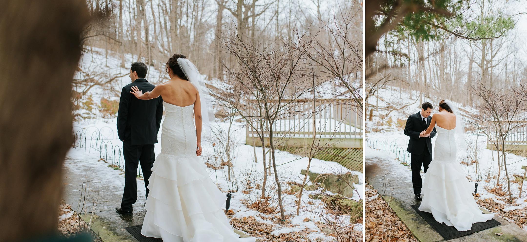 fantasy farm winter wedding toronto