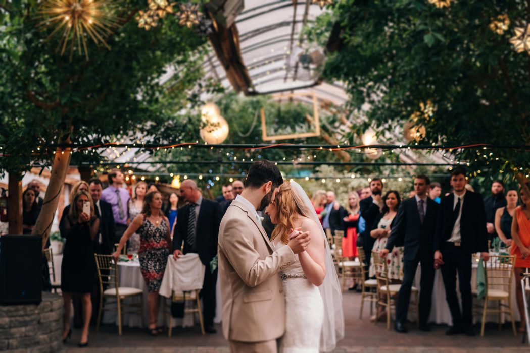 Madsens Garden Wedding