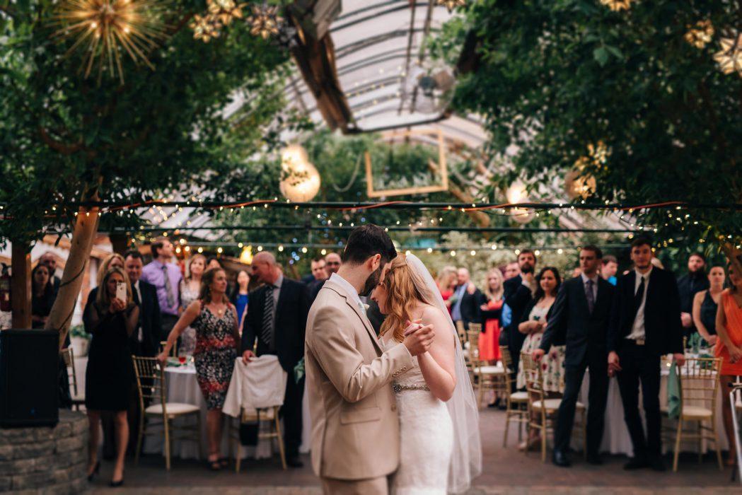 Madsens Garden Wedding