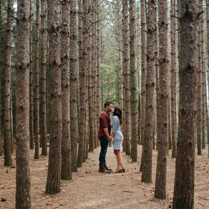 Kortright Centre Engagement | Melissa & Jay