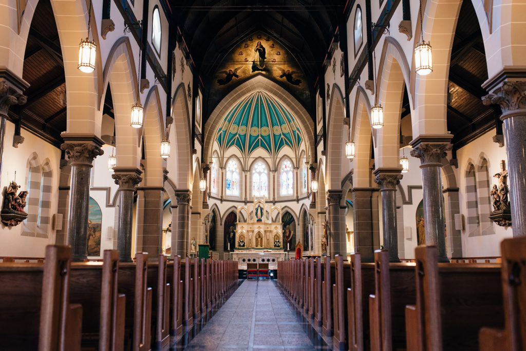 St Mary's Church Toronto Wedding