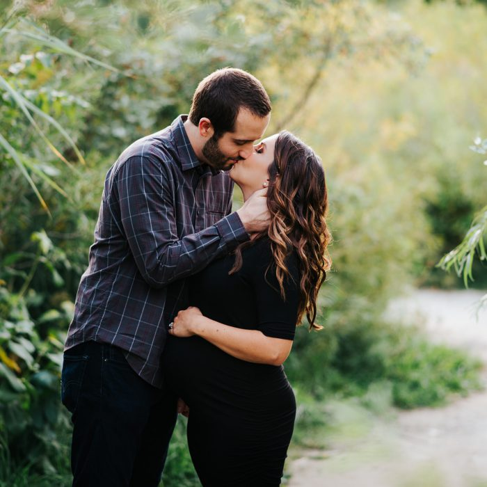 Durham Region Maternity Session | Alana + Shawn