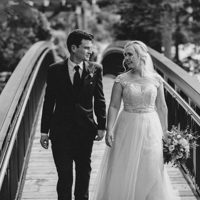 Ancaster Mill Wedding | Chelsea & Josh