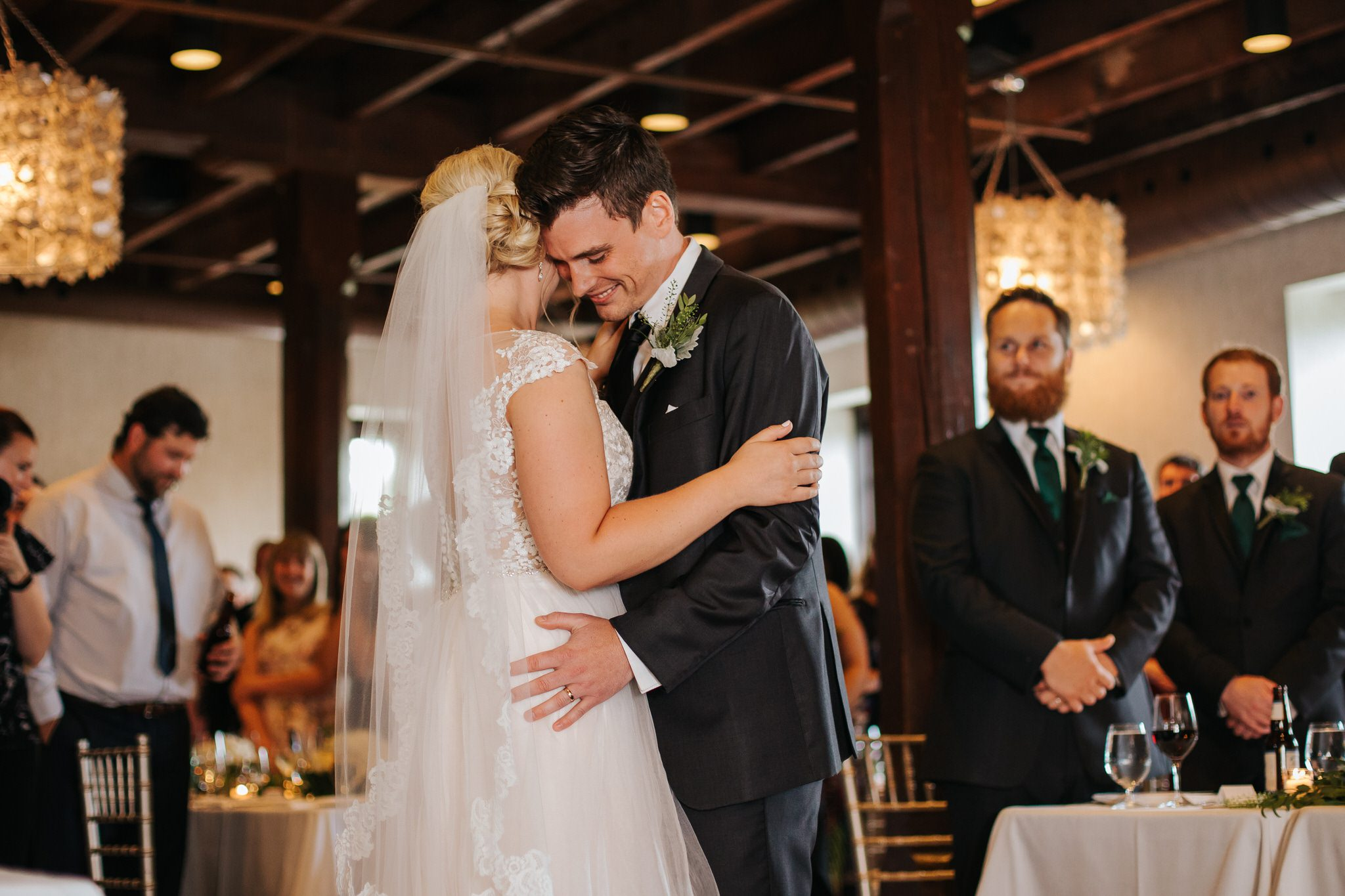 Ancaster Mill Wedding - first dance