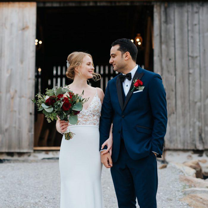 Waterstone Estate & Farms Wedding | Alison & Mufid
